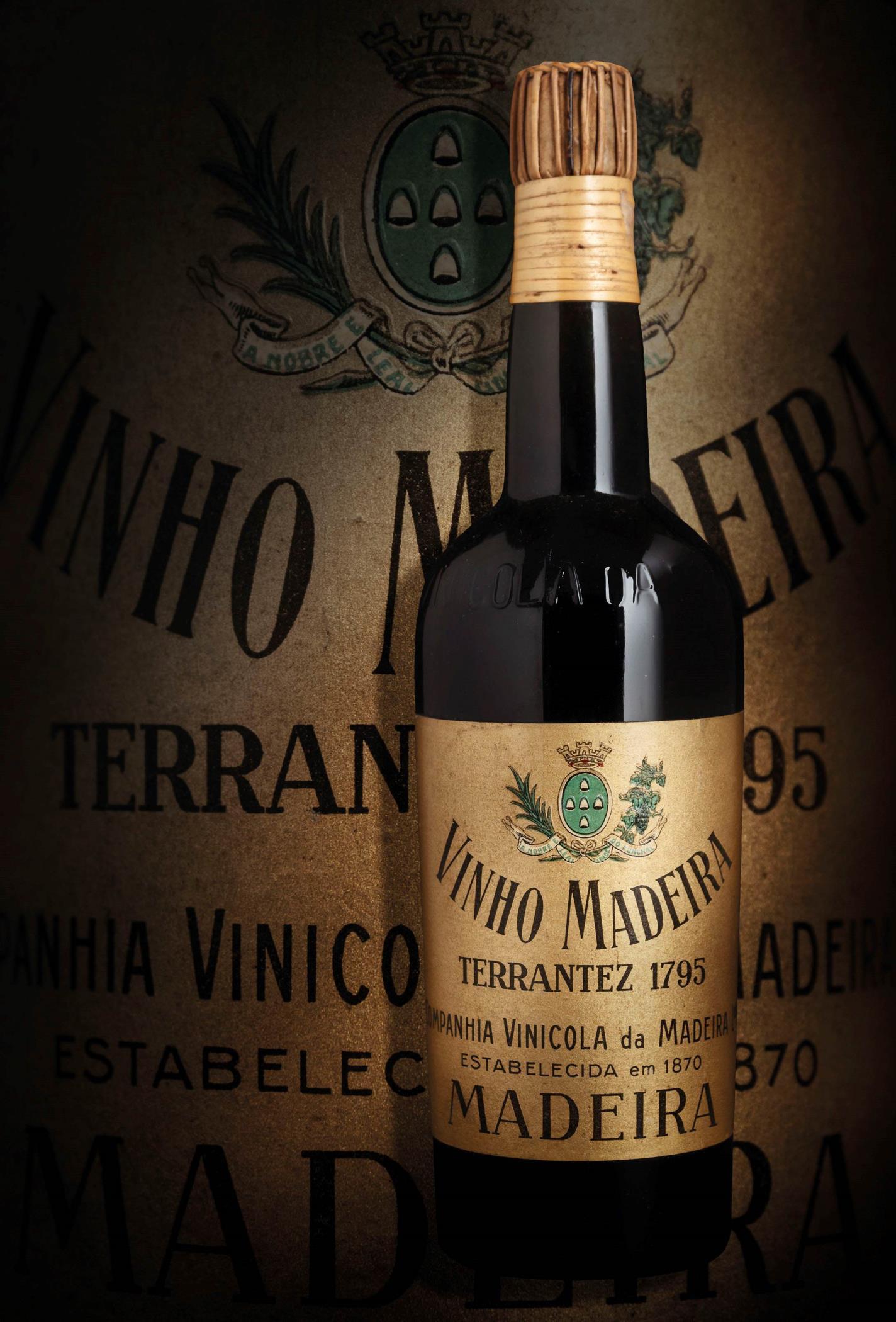 Madeira 1795 Companhia Vinicola da Madeira
